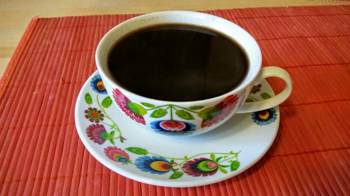 Czarnuszka zamiast herbaty...