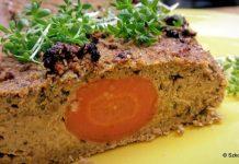 Pasztet z selera z grzybami