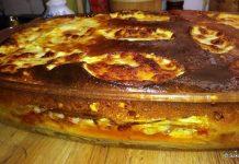 Lazania z bakłażanem i mięsem mielonym z indyka